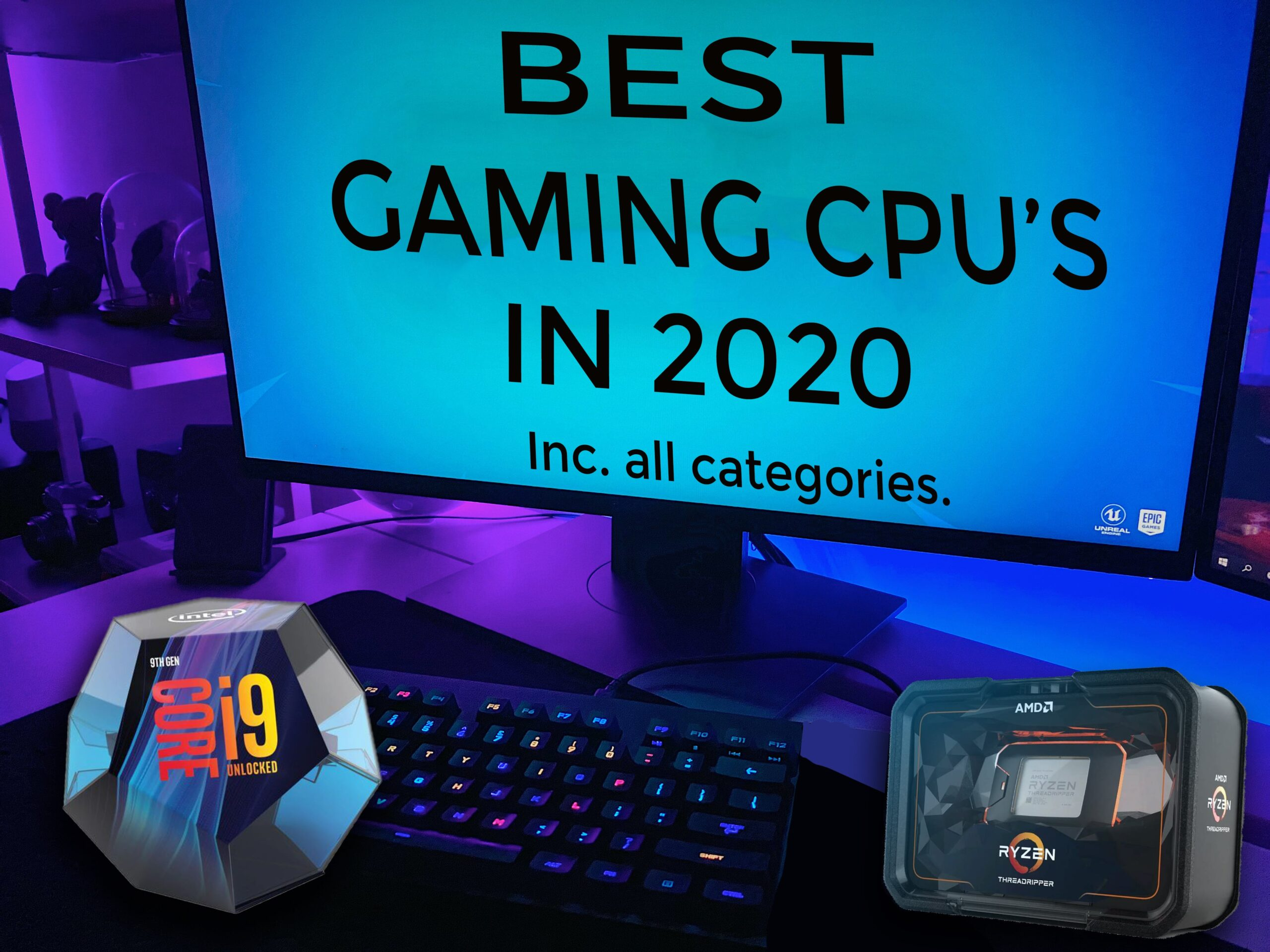 Best Cpu For Gaming 2020 Intel Or Amd Crack The Best